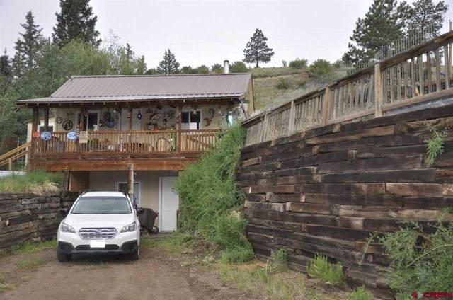 315 Capitol Avenue, Creede, CO 81130 (MLS #784165) :: The Howe Group | Keller Williams Colorado West Realty