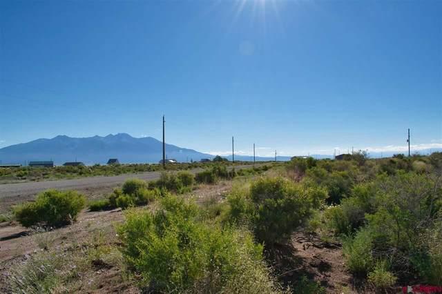 Lot 54 Antelope Avenue, Alamosa, CO 81101 (MLS #784181) :: The Howe Group | Keller Williams Colorado West Realty