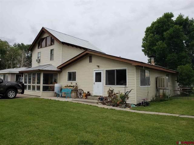 1128 Montana Street, Nucla, CO 81424 (MLS #784198) :: The Howe Group | Keller Williams Colorado West Realty