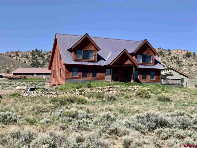 377 Crocus Road, Gunnison, CO 81230 (MLS #784235) :: Dawn Howe Group | Keller Williams Colorado West Realty