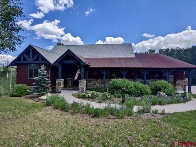 243 Gold Dust Lane, Montrose, CO 81403 (MLS #784264) :: The Howe Group   Keller Williams Colorado West Realty