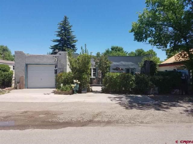 646 Clay Street, Monte Vista, CO 81144 (MLS #784266) :: The Howe Group | Keller Williams Colorado West Realty