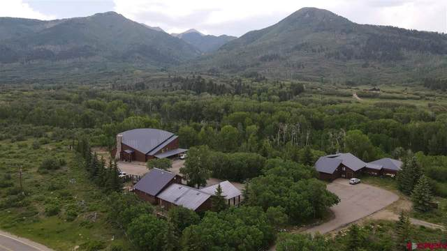 2544 County Road 124, Hesperus, CO 81326 (MLS #784333) :: Durango Mountain Realty
