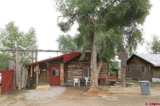 3200 County Road 721, Gunnison, CO 81230 (MLS #784347) :: Dawn Howe Group | Keller Williams Colorado West Realty