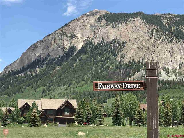 291 Fairway Drive, Crested Butte, CO 81224 (MLS #784368) :: The Howe Group | Keller Williams Colorado West Realty