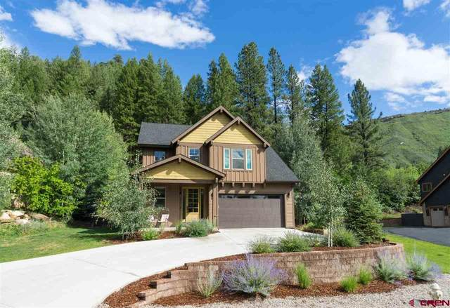 71 Ute Pass West, Durango, CO 81301 (MLS #784463) :: Durango Mountain Realty