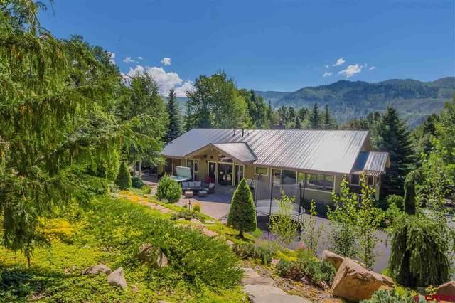 67 Rio Grande Dr, Durango, CO 81301 (MLS #784496) :: Durango Mountain Realty