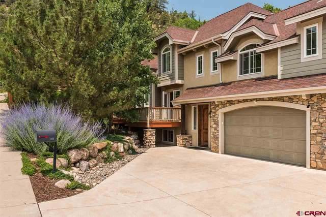 321 W 31st Street, Durango, CO 81301 (MLS #784515) :: Durango Mountain Realty