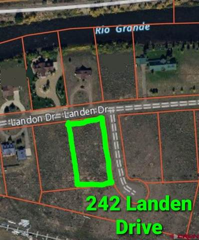 242 Landen Drive, South Fork, CO 81154 (MLS #784533) :: The Howe Group | Keller Williams Colorado West Realty