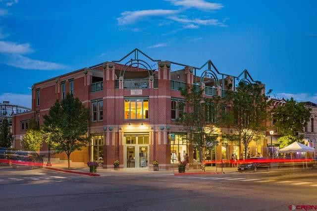 680 Main Avenue D, Durango, CO 81301 (MLS #784579) :: Durango Mountain Realty