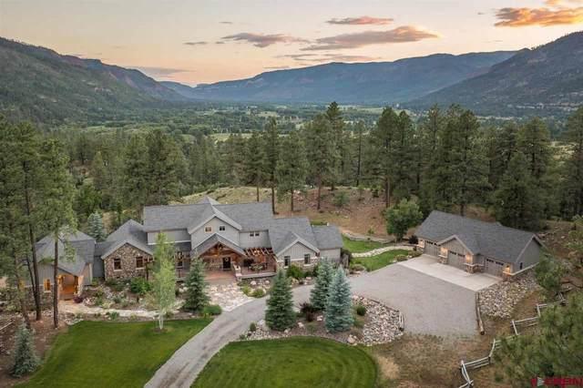 1363 Elkhorn Mountain Road, Durango, CO 81301 (MLS #784612) :: Durango Mountain Realty