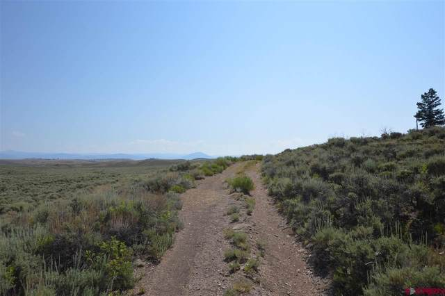 TBD County Road Yy 10, Gunnison, CO 81230 (MLS #784620) :: The Howe Group | Keller Williams Colorado West Realty