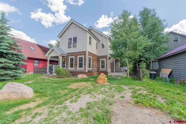 714 Maroon Avenue A, Crested Butte, CO 81224 (MLS #784680) :: Dawn Howe Group   Keller Williams Colorado West Realty