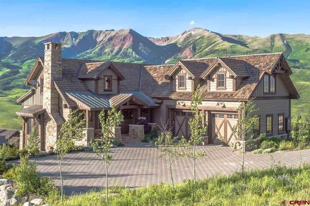 13 Kokanee Lane, Mt. Crested Butte, CO 81225 (MLS #784687) :: Dawn Howe Group   Keller Williams Colorado West Realty