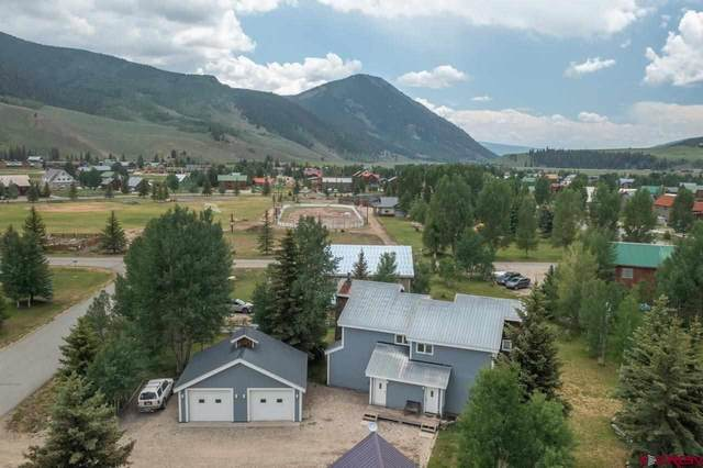 28 Escalante Street #1, Crested Butte, CO 81224 (MLS #784694) :: Dawn Howe Group   Keller Williams Colorado West Realty