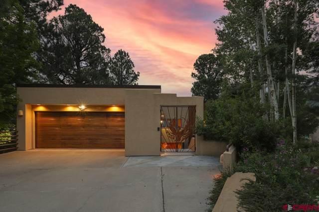 83 Whispering Pines Circle, Durango, CO 81301 (MLS #784747) :: Durango Mountain Realty