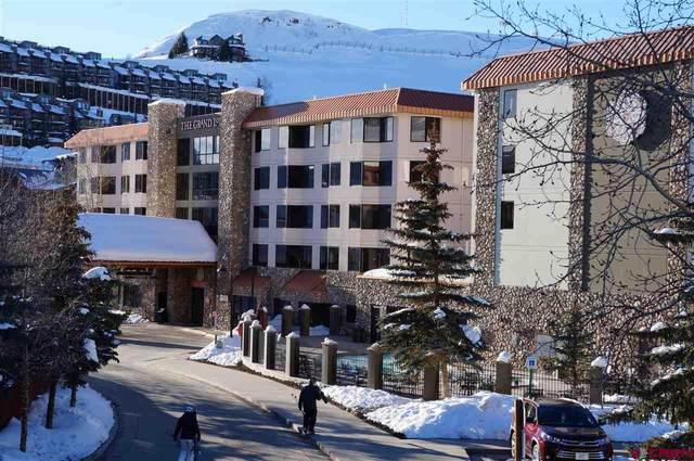 6 Emmons Road #276, Mt. Crested Butte, CO 81225 (MLS #784758) :: Dawn Howe Group   Keller Williams Colorado West Realty