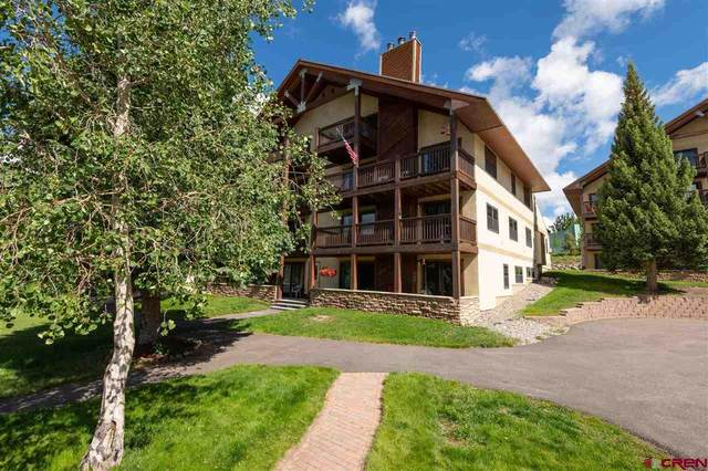 17 Treasury Road 2A, Mt. Crested Butte, CO 81225 (MLS #784773) :: Dawn Howe Group   Keller Williams Colorado West Realty