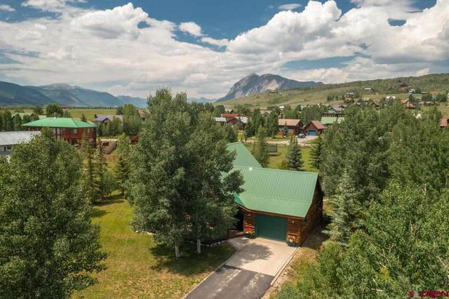 179 Escalante Street, Crested Butte, CO 81224 (MLS #784774) :: Dawn Howe Group   Keller Williams Colorado West Realty