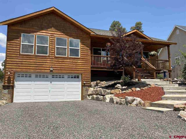 48 Putter Court, Pagosa Springs, CO 81147 (MLS #784775) :: The Howe Group | Keller Williams Colorado West Realty