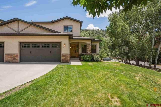 314 Hillcrest Drive A, Durango, CO 81301 (MLS #784829) :: Durango Mountain Realty