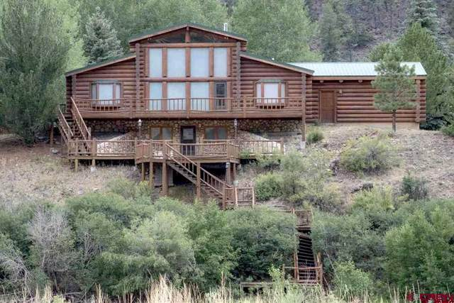 33 Doe Circle, South Fork, CO 81154 (MLS #784835) :: The Howe Group | Keller Williams Colorado West Realty