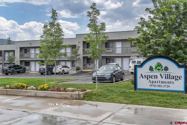 2970 Main Avenue, Durango, CO 81301 (MLS #784841) :: Durango Mountain Realty