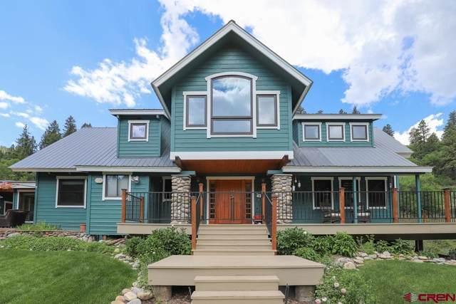 3445 Cr 207, Durango, CO 81301 (MLS #784843) :: Durango Mountain Realty