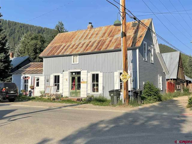 413 Second Street, Crested Butte, CO 81224 (MLS #784858) :: Dawn Howe Group | Keller Williams Colorado West Realty