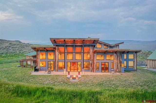 347 Overlook Trail, Gunnison, CO 81230 (MLS #784871) :: Dawn Howe Group | Keller Williams Colorado West Realty