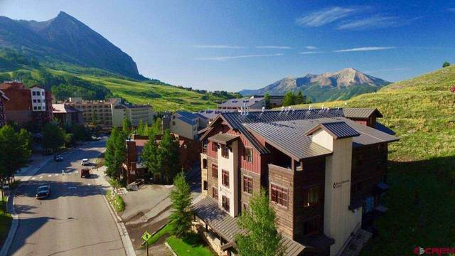 621 Gothic Road 2A, Mt. Crested Butte, CO 81225 (MLS #784902) :: Dawn Howe Group   Keller Williams Colorado West Realty