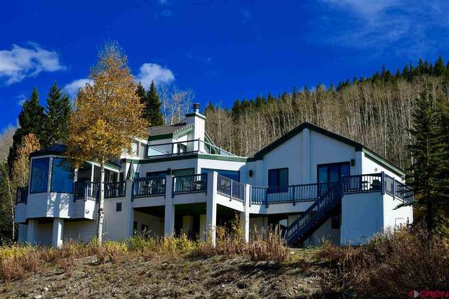 12 Timberland, Mt. Crested Butte, CO 81225 (MLS #784920) :: Dawn Howe Group | Keller Williams Colorado West Realty