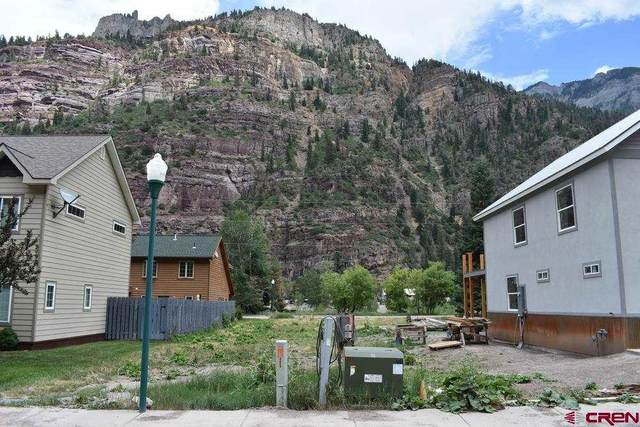 TBD Hinkson Terrace, Ouray, CO 81427 (MLS #784967) :: Dawn Howe Group | Keller Williams Colorado West Realty