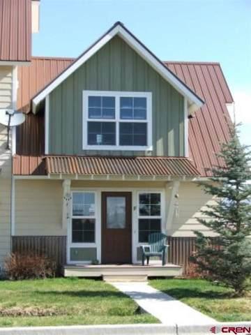 302 Van Tuyl Circle F, Gunnison, CO 81230 (MLS #784974) :: Dawn Howe Group   Keller Williams Colorado West Realty