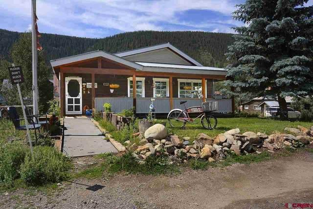 402 Sopris Avenue, Crested Butte, CO 81224 (MLS #785007) :: Dawn Howe Group | Keller Williams Colorado West Realty