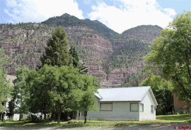 507 2nd Street, Ouray, CO 81427 (MLS #785051) :: Dawn Howe Group | Keller Williams Colorado West Realty