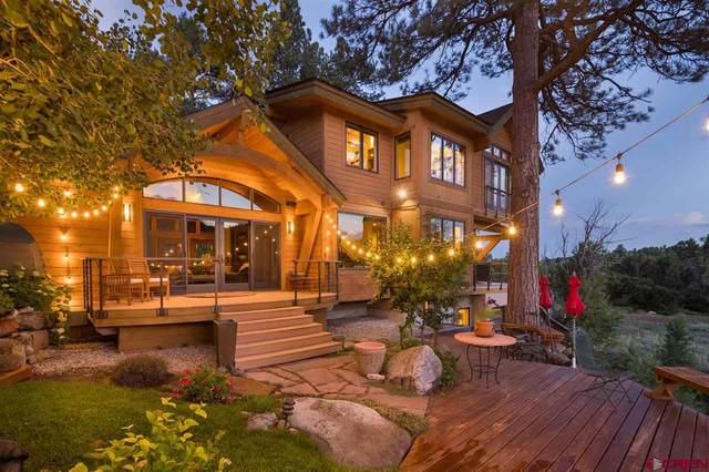 3661 County Road 234, Durango, CO 81301 (MLS #785083) :: Durango Mountain Realty