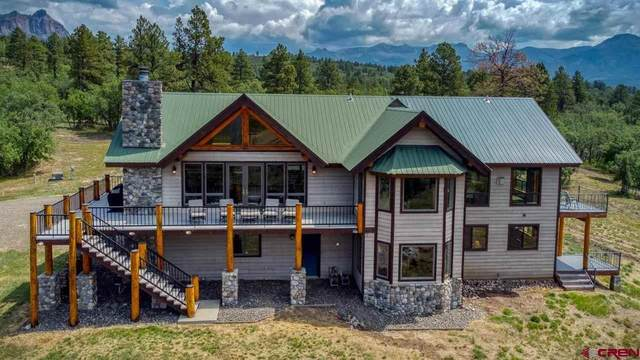 5325 Running Horse Place, Chromo, CO 81128 (MLS #785089) :: The Howe Group | Keller Williams Colorado West Realty