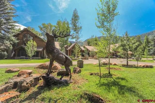 371 Cr 247, Durango, CO 81301 (MLS #785091) :: Durango Mountain Realty