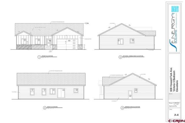 608 Howard Fork Avenue, Montrose, CO 81401 (MLS #785112) :: Dawn Howe Group   Keller Williams Colorado West Realty
