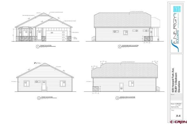 609 Howard Fork Avenue, Montrose, CO 81401 (MLS #785113) :: Dawn Howe Group   Keller Williams Colorado West Realty