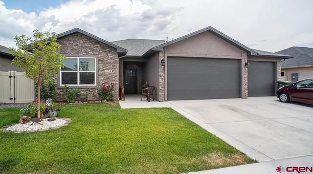 452 Lewis Street, Grand Junction, CO 81504 (MLS #785115) :: Dawn Howe Group   Keller Williams Colorado West Realty
