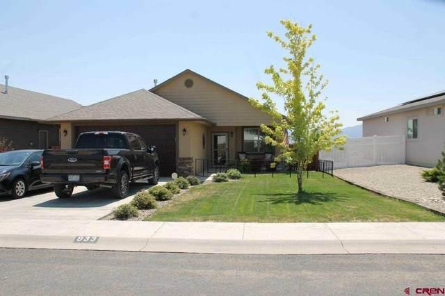 933 Bluffs Boulevard, Cortez, CO 81321 (MLS #785116) :: Dawn Howe Group   Keller Williams Colorado West Realty