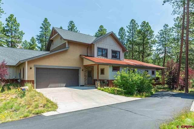 10 Mountain Stream Court, Durango, CO 81301 (MLS #785119) :: Durango Mountain Realty