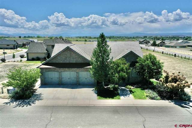 2410 Torrence Drive, Montrose, CO 81401 (MLS #785120) :: The Howe Group | Keller Williams Colorado West Realty