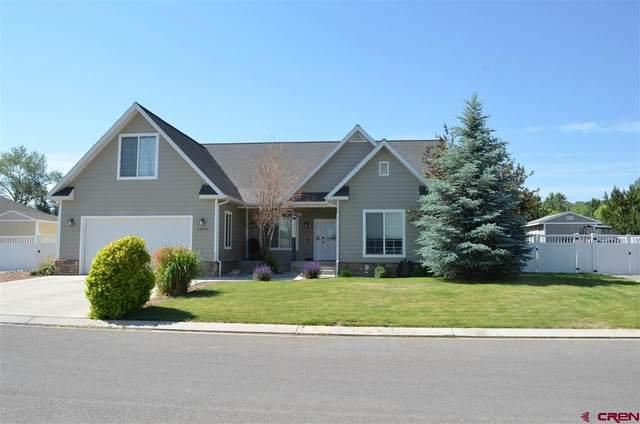 63092 Lavender Circle, Montrose, CO 81403 (MLS #785126) :: The Howe Group   Keller Williams Colorado West Realty