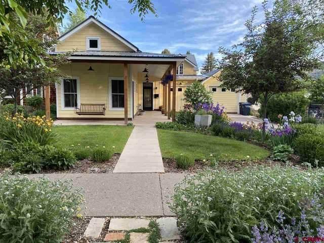 230 E Park Avenue, Durango, CO 81301 (MLS #785149) :: Durango Mountain Realty