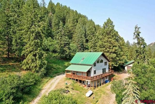 396 Pine Springs Drive, Bayfield, CO 81122 (MLS #785159) :: The Howe Group | Keller Williams Colorado West Realty