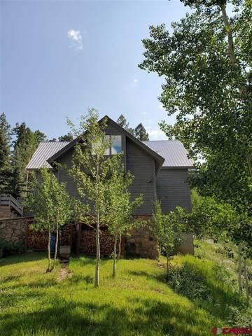 58 Ridge Road, Durango, CO 81301 (MLS #785209) :: Durango Mountain Realty