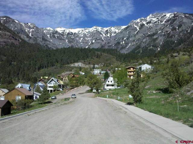 Lot A 2nd Avenue, Ouray, CO 81427 (MLS #785222) :: Dawn Howe Group | Keller Williams Colorado West Realty